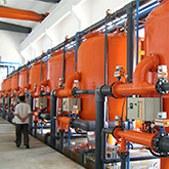 工业过程水以及废水全流程处理